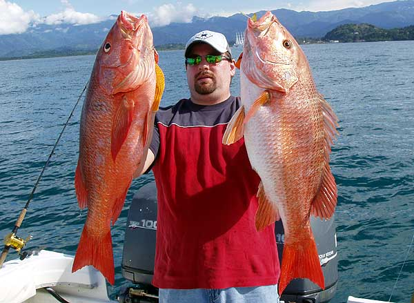 costa rica snapper fishing