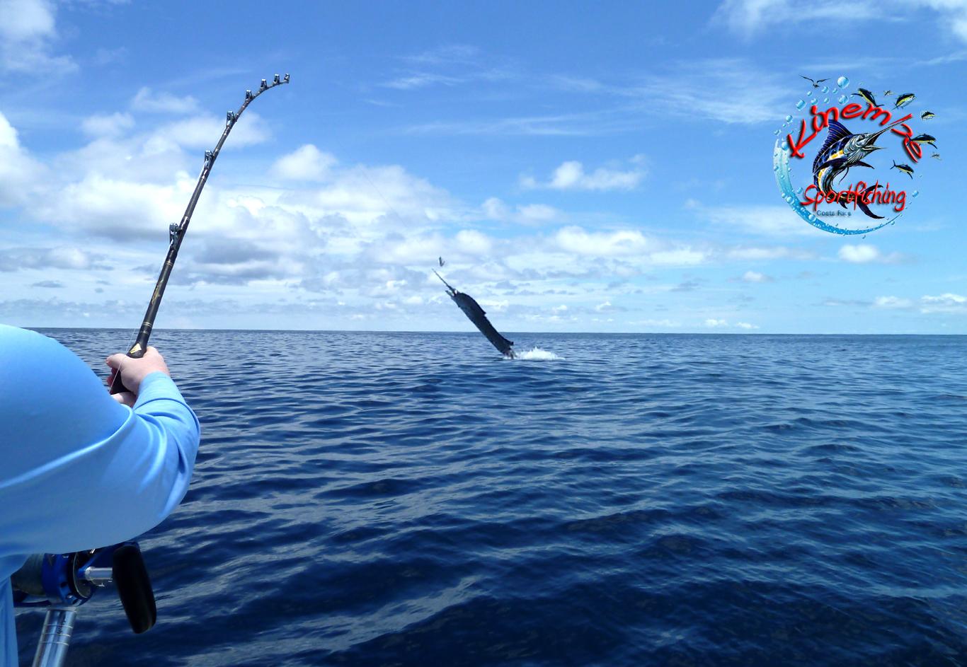 costa rica shared fishing charters