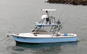 dia tuaniz quepos costa rica fishing