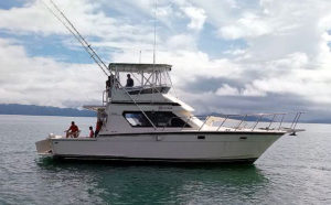 costa rica fishing charters