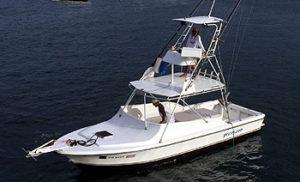 pez rey costa rica charters quepos