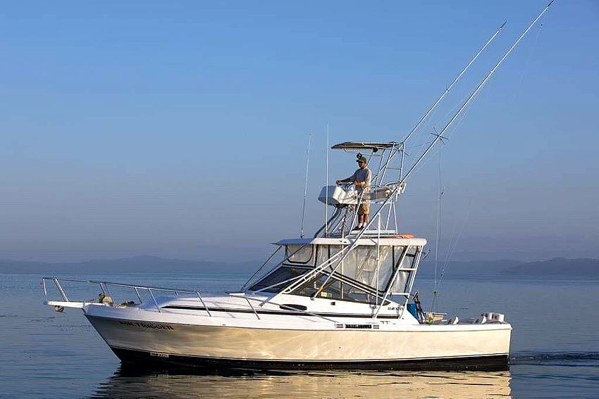 Mr. Trigger Fishing Charters