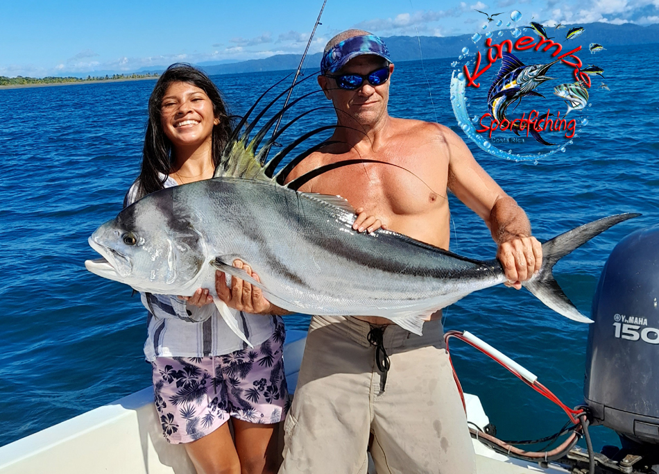 Costa Rica Rooster Fish