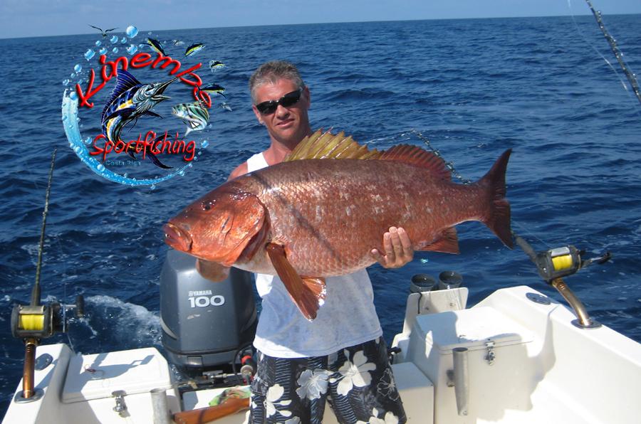 Snapper Fishing Costa Rica